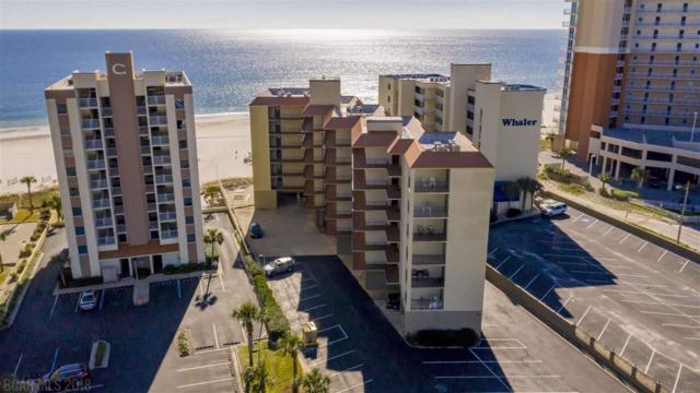 511 E Beach Blvd #603, Gulf Shores, AL 36542 (MLS #277409) :: ResortQuest Real Estate