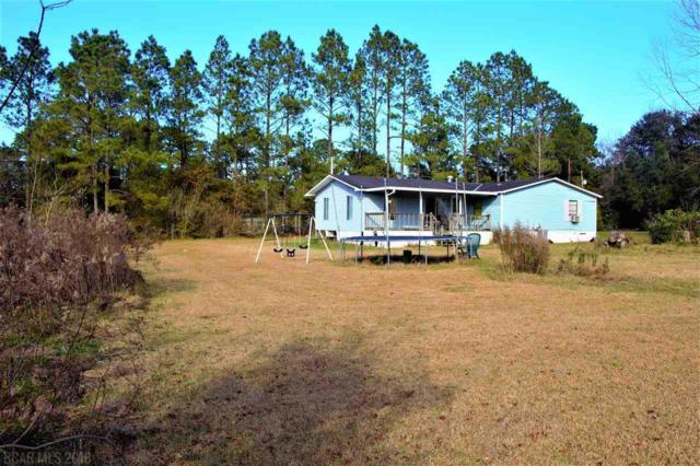 22801 Lanier Rd, Robertsdale, AL 36567 (MLS #277690) :: Elite Real Estate Solutions