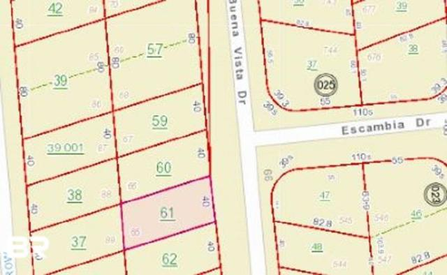 65 Buena Vista Drive, Lillian, AL 36549 (MLS #278127) :: Elite Real Estate Solutions