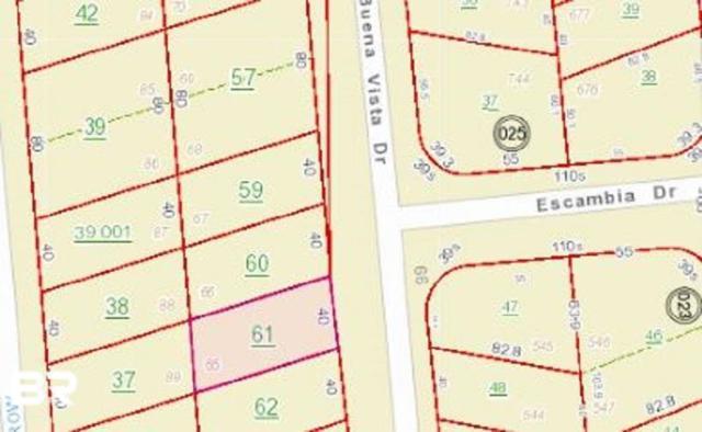 65 Buena Vista Drive, Lillian, AL 36549 (MLS #278127) :: Jason Will Real Estate