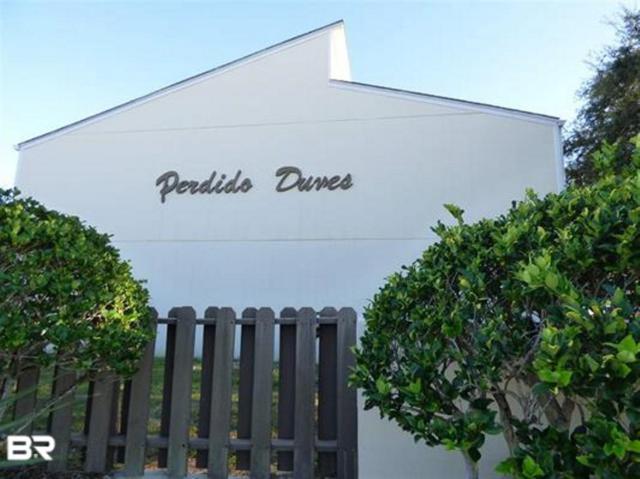27070 Perdido Beach Blvd #10, Orange Beach, AL 36561 (MLS #278386) :: Elite Real Estate Solutions