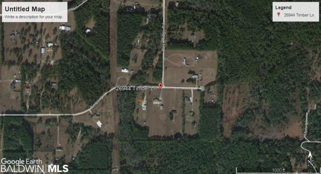 26694 Timber Lane, Elberta, AL 36530 (MLS #278588) :: Jason Will Real Estate