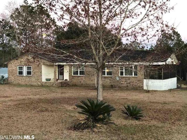 42550 Jw Davison Rd, Bay Minette, AL 36507 (MLS #278677) :: Elite Real Estate Solutions