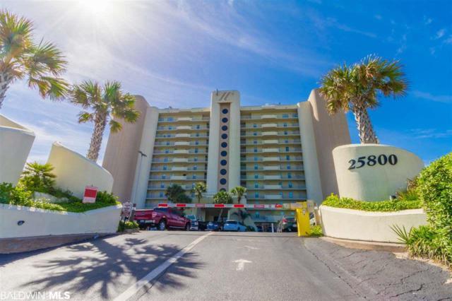 25800 Perdido Beach Blvd #608, Orange Beach, AL 35461 (MLS #282440) :: JWRE Mobile