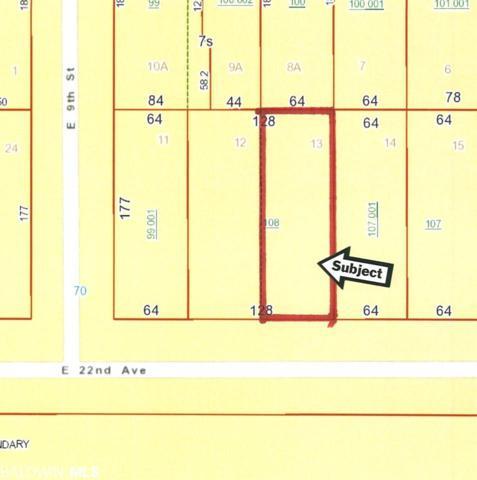 Lot 13 E 22nd Avenue, Gulf Shores, AL 36542 (MLS #282450) :: Jason Will Real Estate
