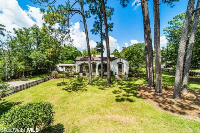 109 Gaston Avenue, Fairhope, AL 36532 (MLS #283732) :: Jason Will Real Estate