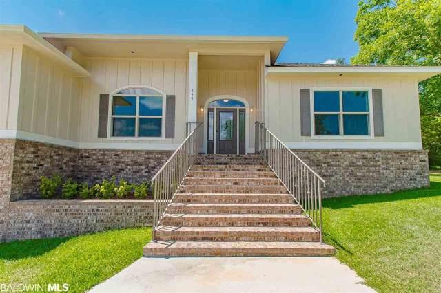 337 Pecan Ridge Blvd, Fairhope, AL 36532 (MLS #284466) :: Elite Real Estate Solutions