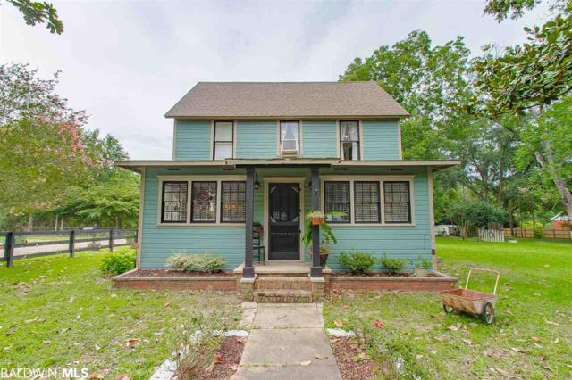 16255 Silverhill Avenue, Silverhill, AL 36576 (MLS #285814) :: ResortQuest Real Estate