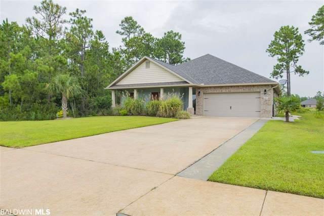 805 Wedgewood Drive, Gulf Shores, AL 36542 (MLS #287262) :: Elite Real Estate Solutions