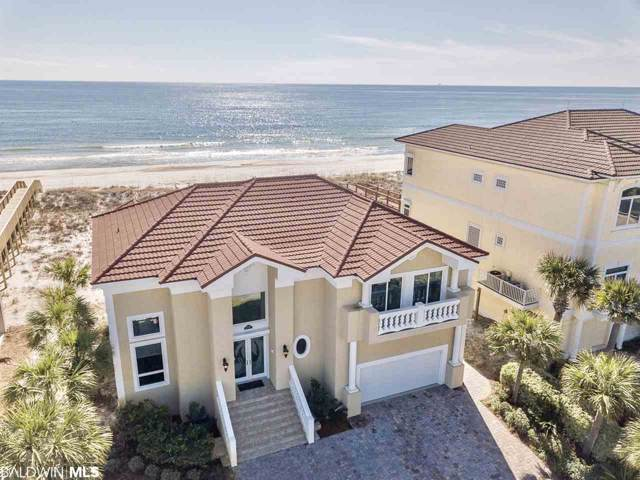 3225 Dolphin Drive, Gulf Shores, AL 36542 (MLS #287633) :: Coldwell Banker Coastal Realty