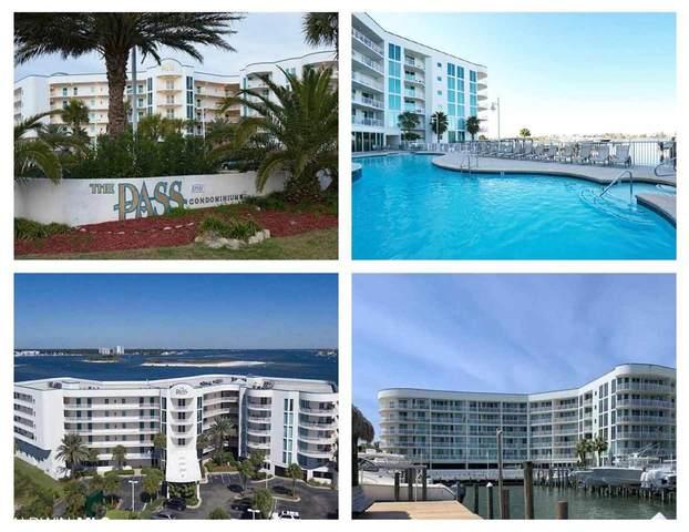 27501 Perdido Beach Blvd A-208, Orange Beach, AL 36561 (MLS #288683) :: ResortQuest Real Estate