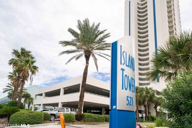 521 W Beach Blvd #1203, Gulf Shores, AL 36542 (MLS #290376) :: The Kathy Justice Team - Better Homes and Gardens Real Estate Main Street Properties