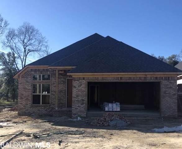 349 Hemlock Drive Lot#17, Fairhope, AL 36532 (MLS #293134) :: Dodson Real Estate Group