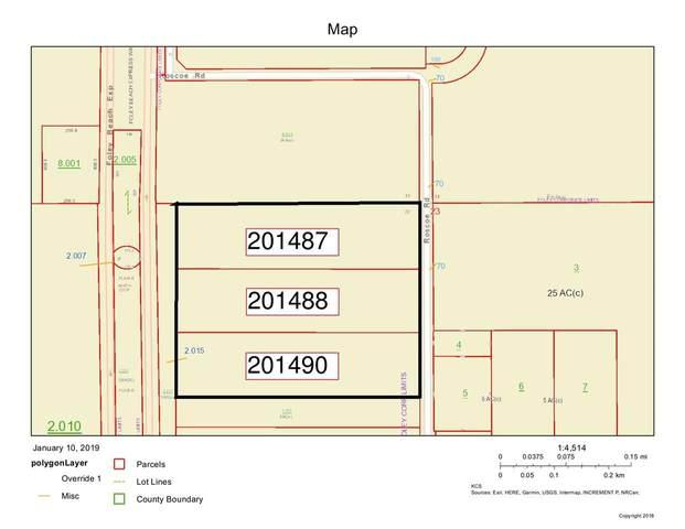 0 Roscoe Rd, Foley, AL 36535 (MLS #293487) :: Bellator Real Estate and Development