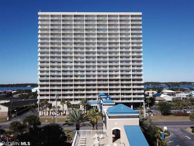 1010 W Beach Blvd #405, Gulf Shores, AL 36542 (MLS #293627) :: Gulf Coast Experts Real Estate Team