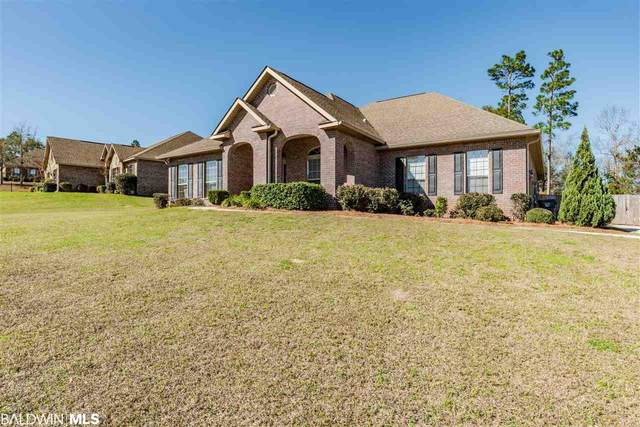 3434 Charleston Drive, Saraland, AL 36571 (MLS #294494) :: JWRE Powered by JPAR Coast & County