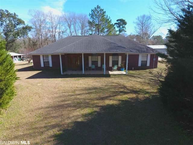 801 Brady Road, Bay Minette, AL 36507 (MLS #294636) :: Elite Real Estate Solutions