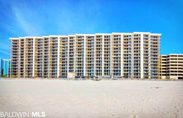 29576 Perdido Beach Blvd #504, Orange Beach, AL 36561 (MLS #295177) :: Ashurst & Niemeyer Real Estate