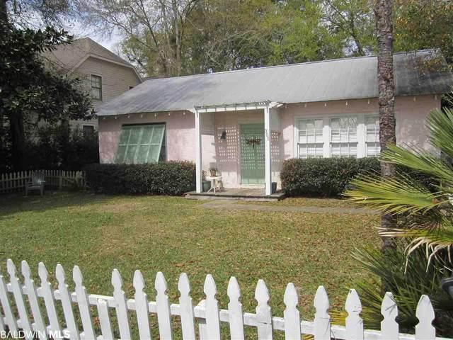 305 Gaston Avenue, Fairhope, AL 36532 (MLS #295863) :: EXIT Realty Gulf Shores