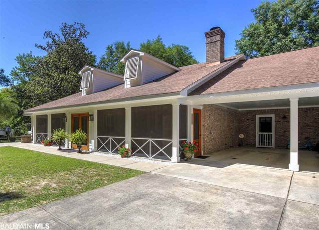 5821 Rivenbark Lane, Fairhope, AL 36532 (MLS #296133) :: Gulf Coast Experts Real Estate Team