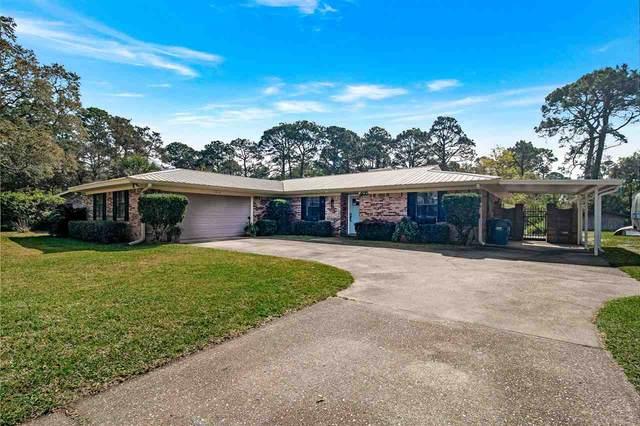 405 Hilltop Drive, Gulf Shores, AL 36542 (MLS #296393) :: Elite Real Estate Solutions