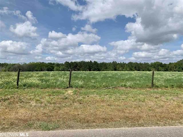 0 Baughman Road, Silverhill, AL 36576 (MLS #296747) :: EXIT Realty Gulf Shores