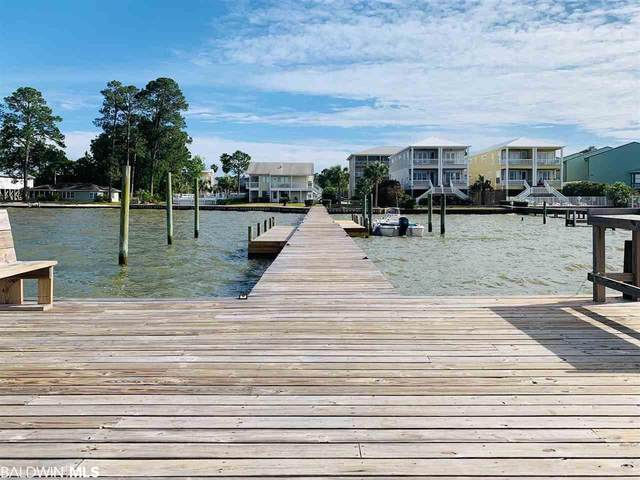 25925 Canal Road #212, Orange Beach, AL 36561 (MLS #297215) :: Coldwell Banker Coastal Realty