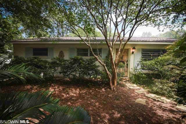 425 Jan Drive, Fairhope, AL 36532 (MLS #297532) :: Dodson Real Estate Group