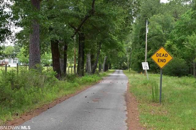 10910 Shady Lane, Bay Minette, AL 36507 (MLS #298824) :: Coldwell Banker Coastal Realty