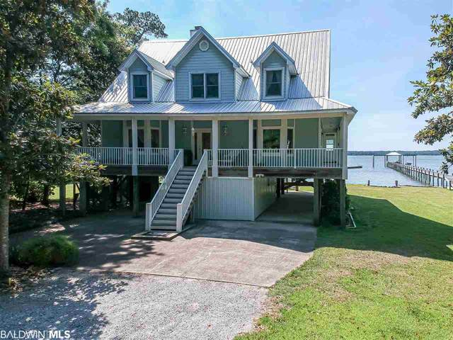 10893 Weeks Bay Rd, Foley, AL 36535 (MLS #298948) :: The Kim and Brian Team at RE/MAX Paradise
