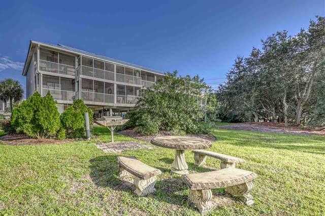 24535 Perdido Beach Blvd #108, Orange Beach, AL 36561 (MLS #299066) :: Dodson Real Estate Group