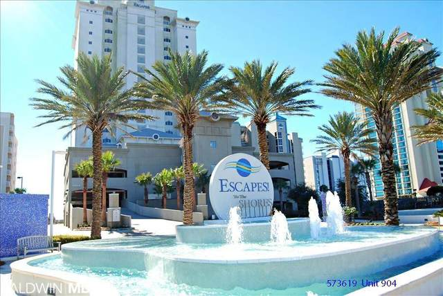 24060 Perdido Beach Blvd #1405, Orange Beach, AL 36561 (MLS #299130) :: Elite Real Estate Solutions