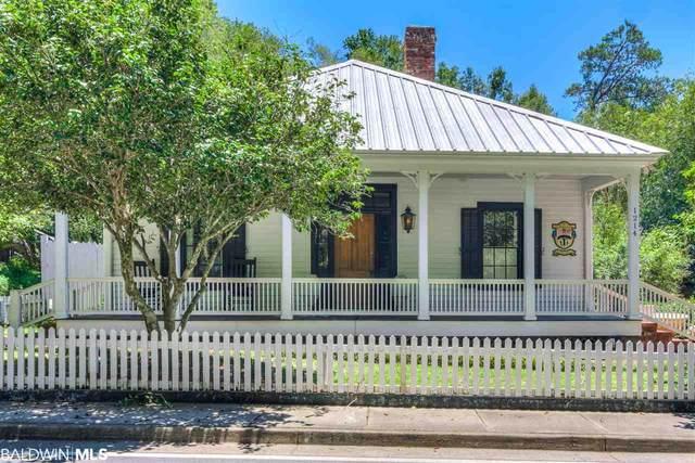 1214 Captain O'neal Drive, Daphne, AL 36526 (MLS #299988) :: Gulf Coast Experts Real Estate Team