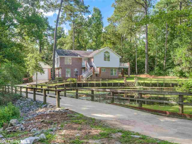 7310 Cadet Drive, Daphne, AL 36527 (MLS #299996) :: The Kim and Brian Team at RE/MAX Paradise