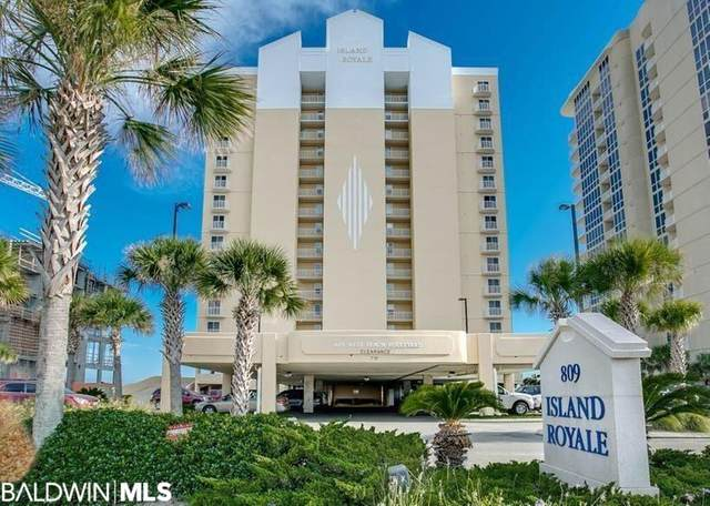 809 W Beach Blvd #702, Gulf Shores, AL 36542 (MLS #300094) :: Elite Real Estate Solutions