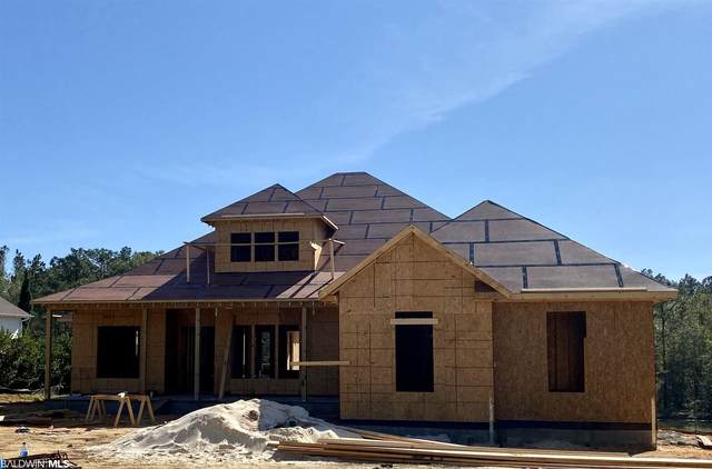 527 Falling Water Blvd, Fairhope, AL 36532 (MLS #300408) :: Dodson Real Estate Group