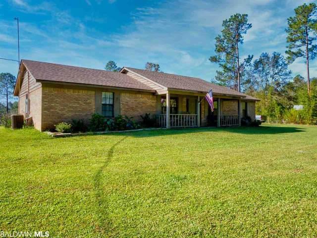 25650 Deer Tract Lane, Robertsdale, AL 36567 (MLS #300447) :: Dodson Real Estate Group