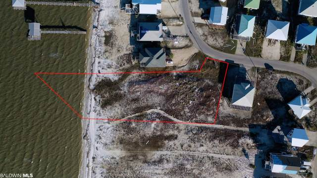 2308 Island Shore Dr, Dauphin Island, AL 36528 (MLS #301130) :: Dodson Real Estate Group