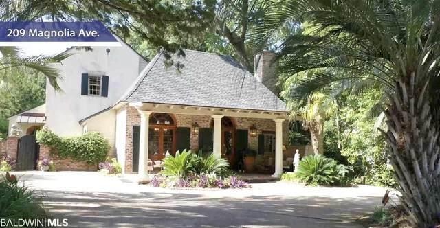 209 Magnolia Avenue, Fairhope, AL 36532 (MLS #301467) :: Ashurst & Niemeyer Real Estate