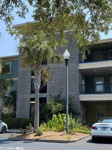 1430 Regency Road J301, Gulf Shores, AL 36542 (MLS #302900) :: Mobile Bay Realty