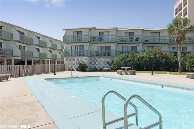 554 E Beach Blvd #18, Gulf Shores, AL 36542 (MLS #303102) :: Mobile Bay Realty
