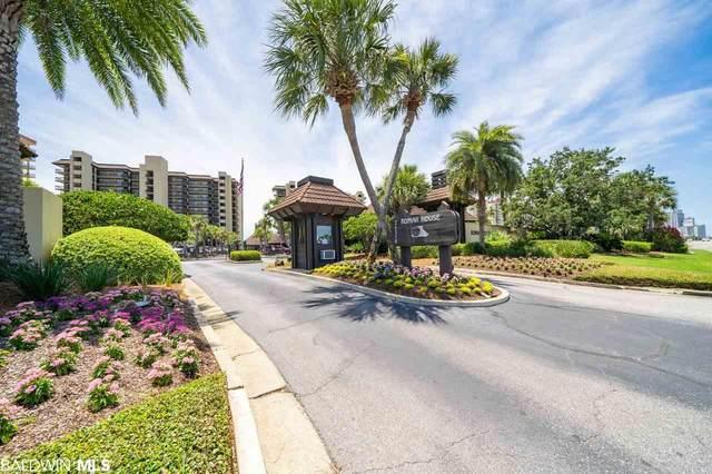 24280 Perdido Beach Blvd 705B, Orange Beach, AL 36542 (MLS #303160) :: Elite Real Estate Solutions