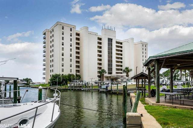 4610 White Avenue #1106, Orange Beach, AL 36561 (MLS #303385) :: Alabama Coastal Living