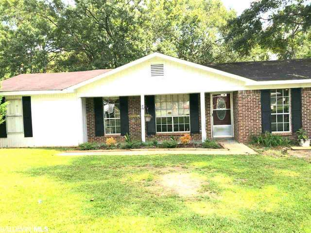 54800 Ramer Dr, Bay Minette, AL 36507 (MLS #303713) :: Dodson Real Estate Group