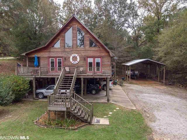 8654 Bryants Landing Road, Stockton, AL 36579 (MLS #304103) :: Sold Sisters - Alabama Gulf Coast Properties