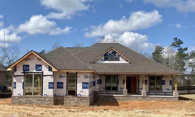 31769 Dewpoint Lane, Spanish Fort, AL 36527 (MLS #305472) :: Bellator Real Estate and Development