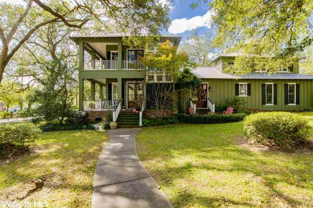 14507 Island Avenue, Magnolia Springs, AL 36555 (MLS #305874) :: Gulf Coast Experts Real Estate Team