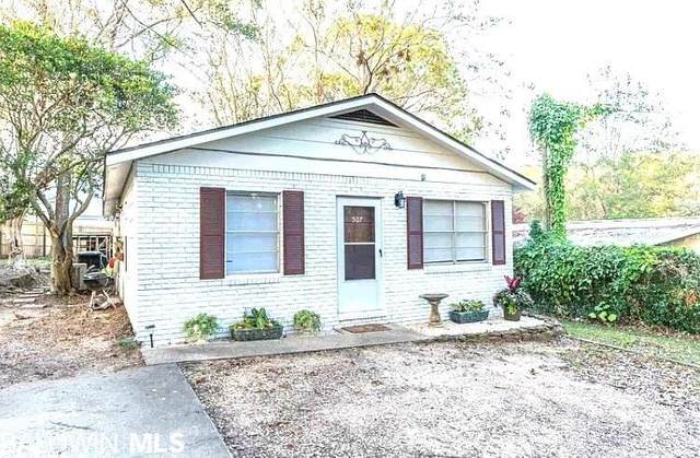 507 Nichols Avenue, Fairhope, AL 36532 (MLS #306004) :: Mobile Bay Realty