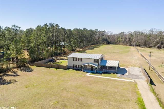 43157 Highway 225, Bay Minette, AL 36507 (MLS #306293) :: Dodson Real Estate Group