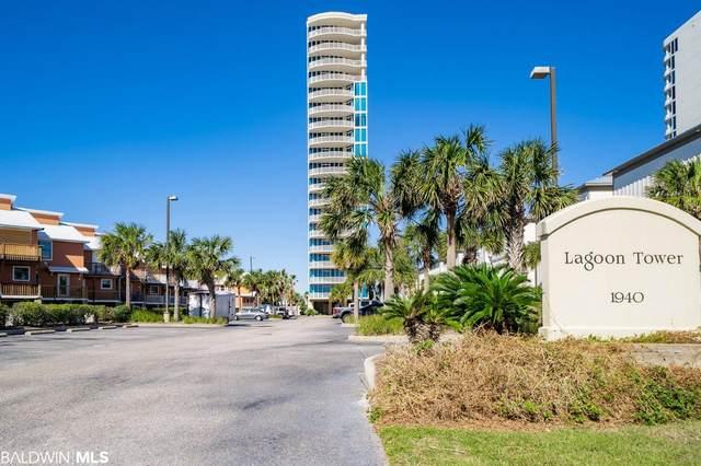 1940 W Beach Blvd #901, Gulf Shores, AL 36542 (MLS #306295) :: Dodson Real Estate Group